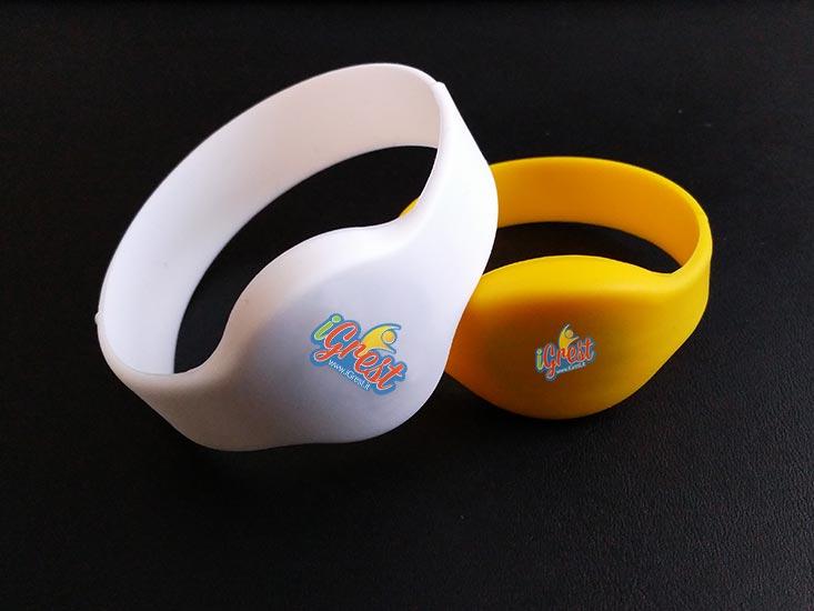 Braccialetto in silicone - braccialetti silicone
