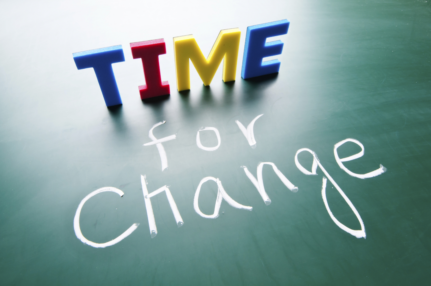 Cambiare senza paura - Time for Change