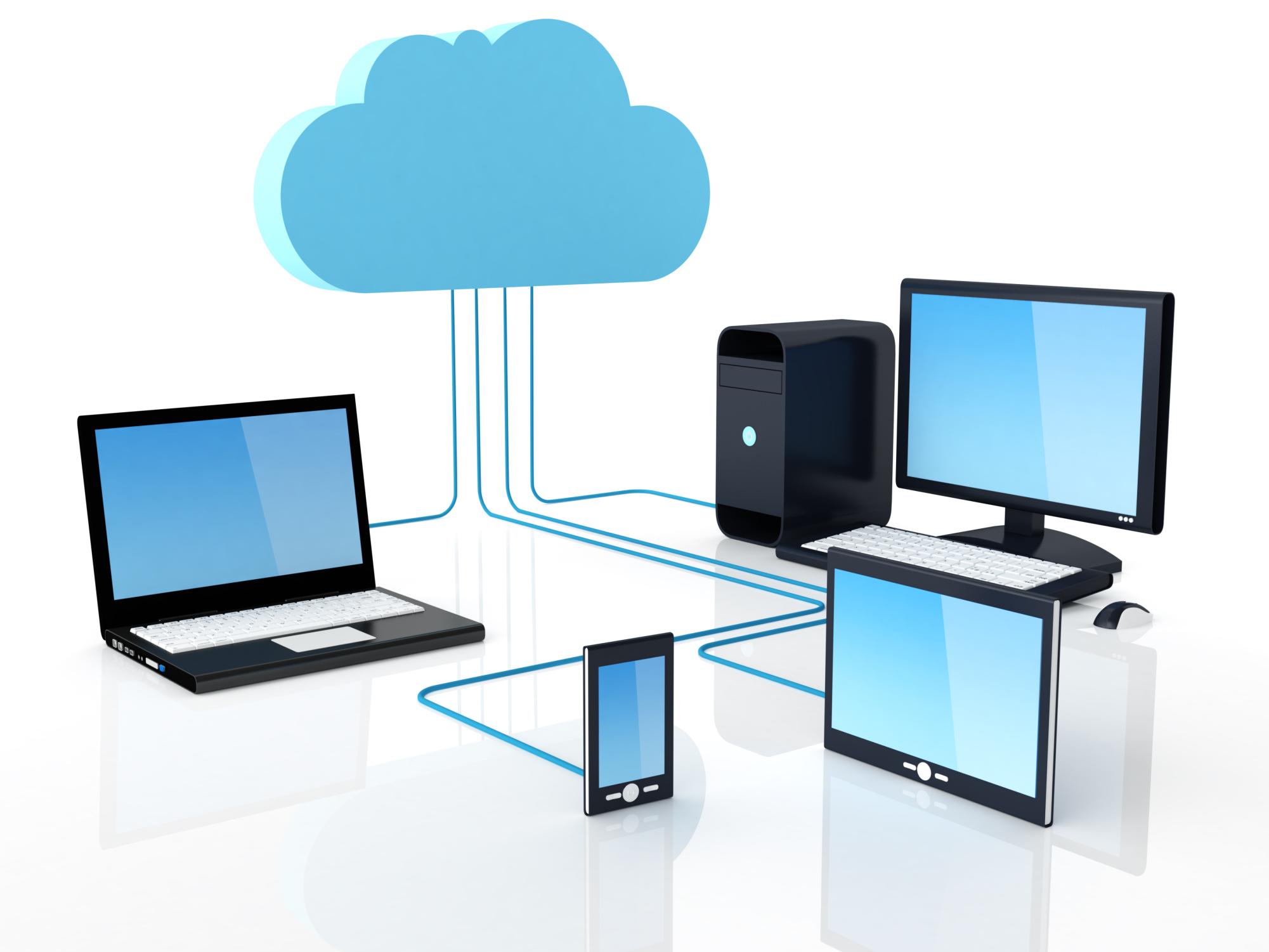 I vantaggi di un programma online - Cloud Storage