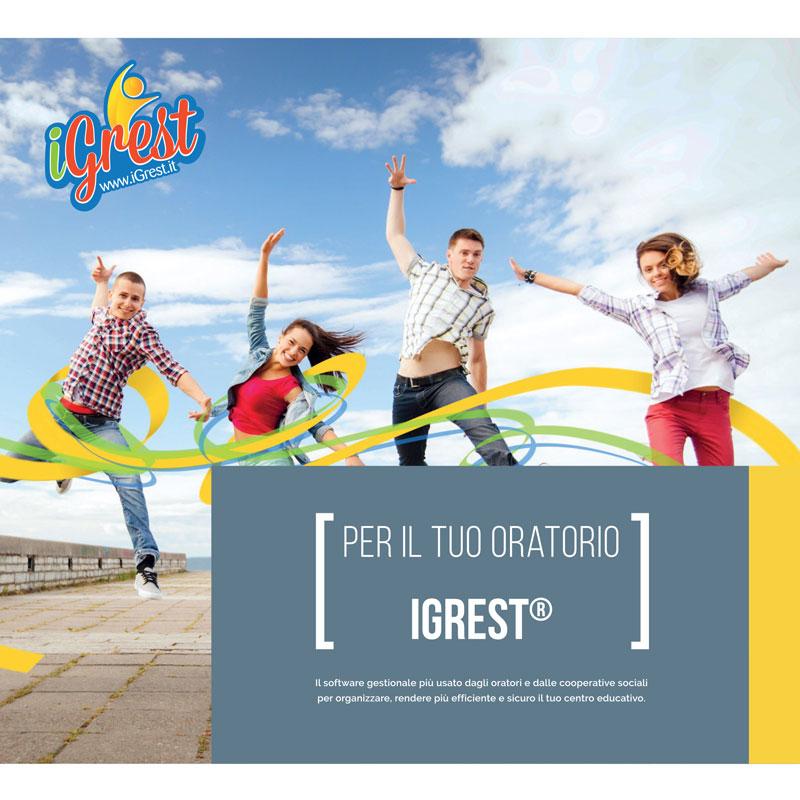 Nuova brochure iGrest 2017 - iGrest2017
