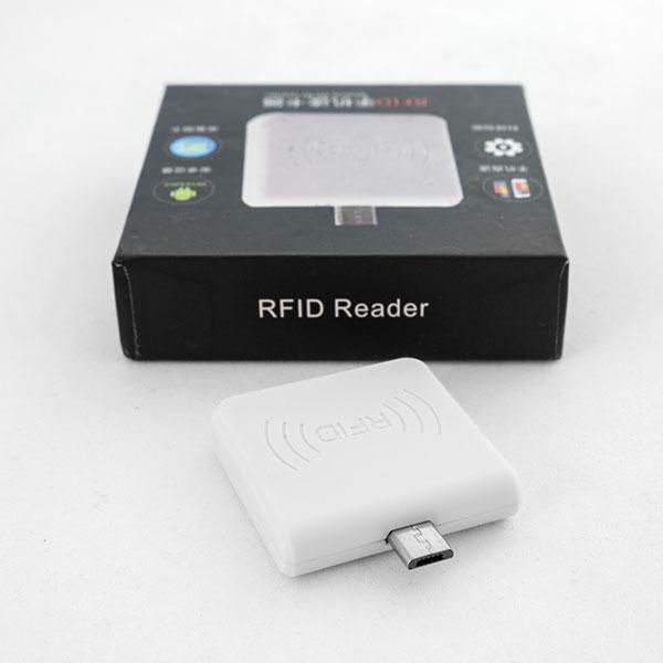 Braccialetti rfid - lettore micro usb