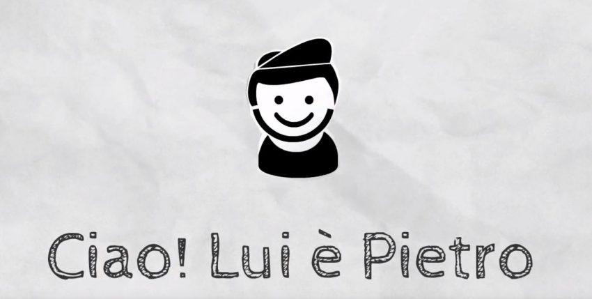 Ciao! io sono Pietro