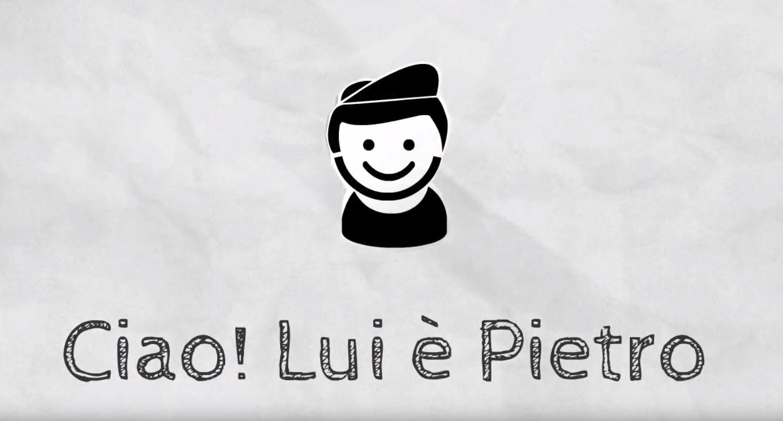 Ciao! io sono Pietro - pietro