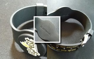Perchè scegliere i braccialetti iGrest - codice id 1