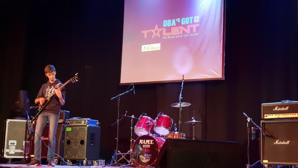 iGrest come main sponsor del DBA'S Got Talent 2018 - 20180929 213258