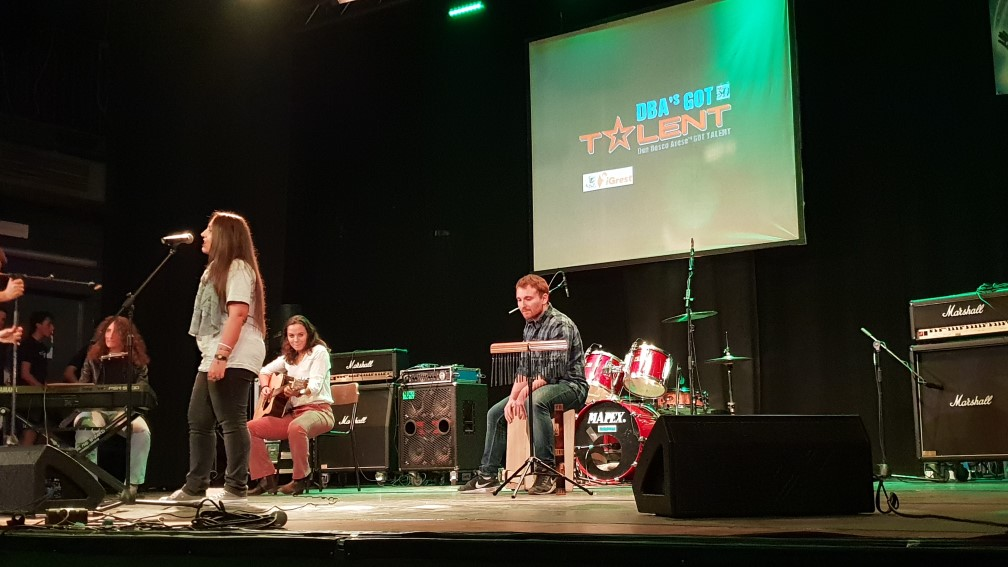 iGrest come main sponsor del DBA'S Got Talent 2018 - 20180929 215250