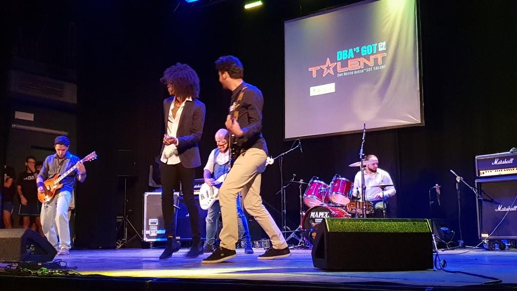 iGrest come main sponsor del DBA'S Got Talent 2018 - 20180929 220234