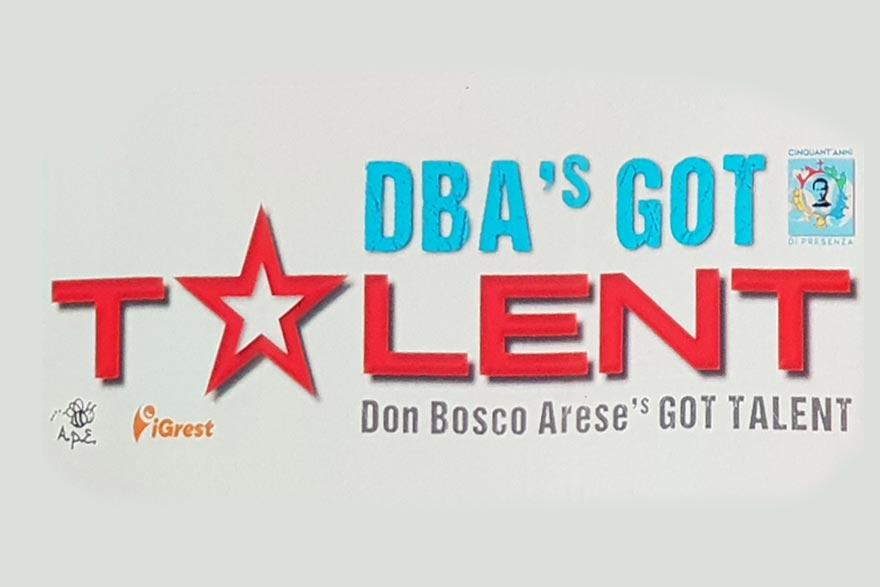 iGrest come main sponsor del DBA'S Got Talent 2018 - dbas got talent