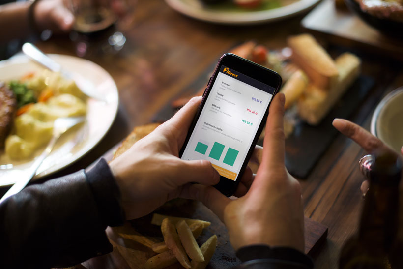 L'unica piattaforma gestionale con l'APP per smartphone - igrest app